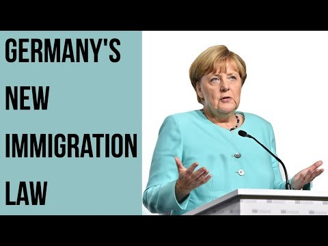 Germany's NEW Immigration Laws 2018: What Changed for you?