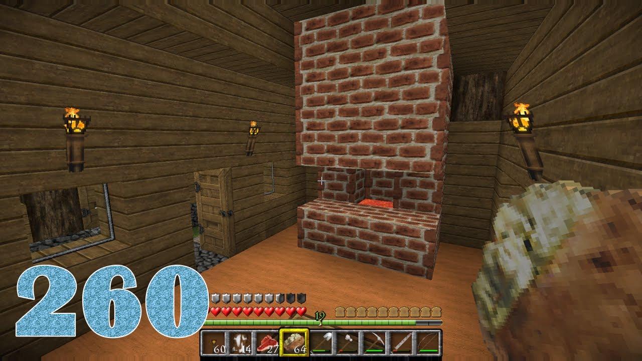 let 39 s play minecraft 260 sattel und mehr im eigenbau hd deutsch youtube. Black Bedroom Furniture Sets. Home Design Ideas