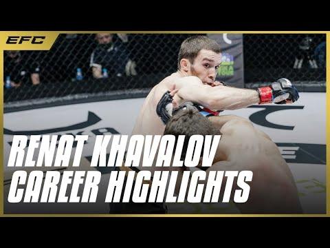 Renat Khavalov career highlights