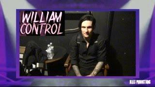 WILLIAM CONTROL INTERVIEW