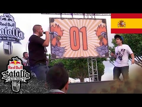 KILLER vs FORCE - Octavos: Mallorca, España 2015 | Red Bull Batalla de los Gallos