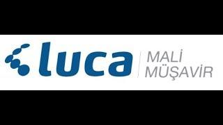 Luca - Defter Beyan Gelir Kayıtlarının Gönderim İşlemi