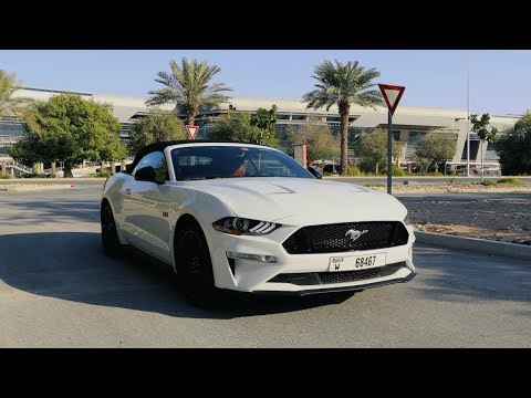 All NEW  Ford Mustang GT V in Depth Review - Exterior, Interior and Sound