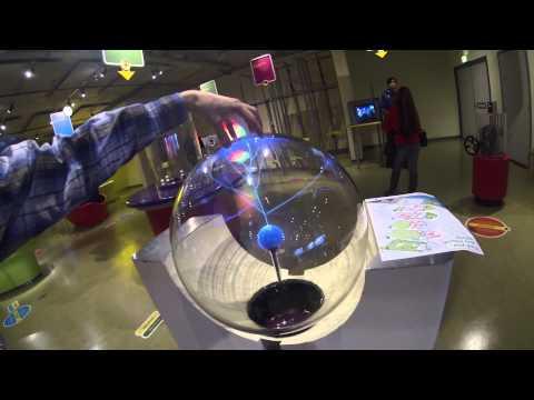 Amsterdam NEMO Science Center - Tesla Coil