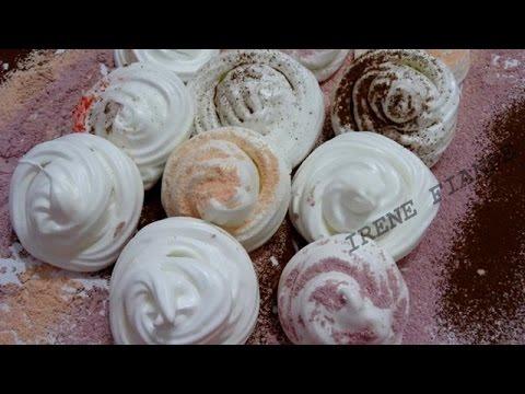 Безе - рецепт классический в духовке с фото Чудо 94