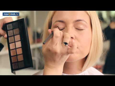 Как сделать макияж для блондинок