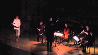 """Arnold Schönberg: Pierrot Lunaire - 15. """"Heimweh"""""""