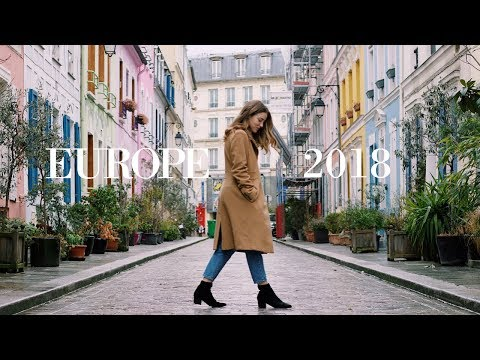 EUROPE TRAVEL VIDEO 2018 | London + Paris + Amsterdam | EF Ultimate Break