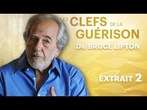 Les Clefs de la Guérison // Dr. Bruce Lipton : Extrait 2 // VF