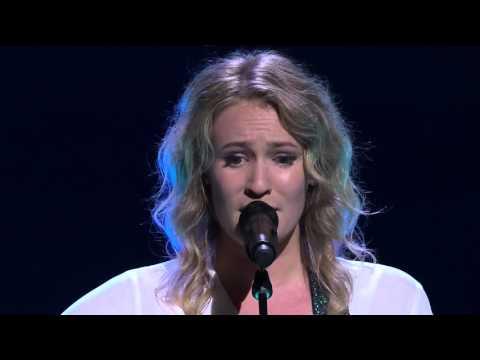 Georgia Carey Sings 'Let It Go' | The Voice Australia 2016