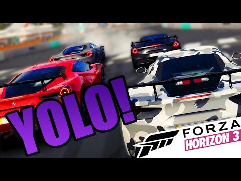 LINN GRÅTER (Norsk Forza3)