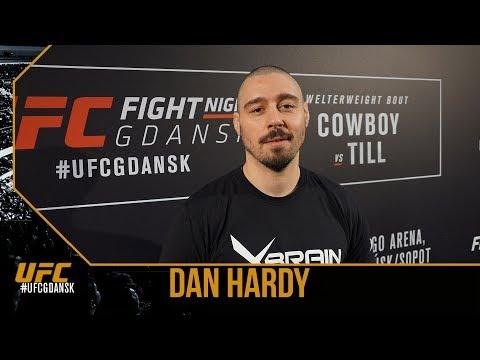 """Dan Hardy przed UFC Gdańsk: """"Między UFC i KSW jest jedna różnica"""""""