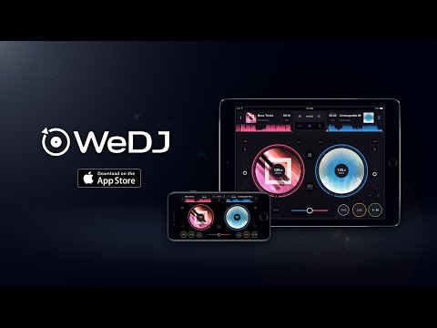 Pioneer DJ WeDJ for iPad and iPhone Official Introduction
