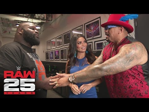 The Godfather has grown up: Raw 25, Jan. 22, 2018