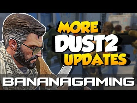 CS:GO - More Dust2 Updates (Better FPS?) + NEW Sound Feature