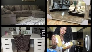 One of GlamTwinzTV's most viewed videos: New Couch, Getting Settled, & Grocery Haul