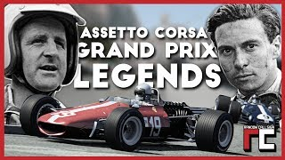 WHAT A MOD! Assetto Corsa Grand Prix Legends mod