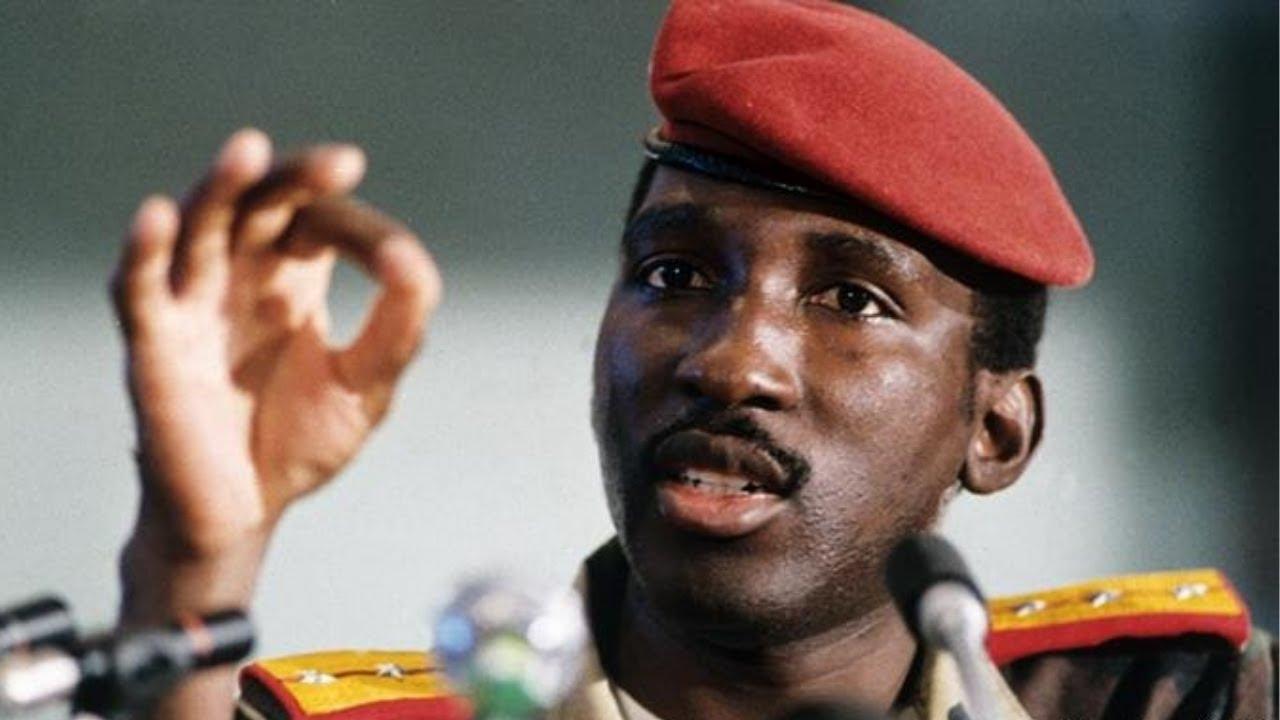 Download ENGERI gye baaluka olukwe lw'okutta Thomas Sankara