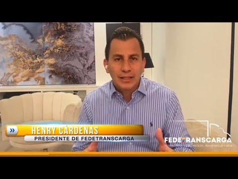 Fedetranscarga se pronuncia frente al actual cierre de las vías en Colombia
