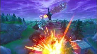 Fortnite Self Destruct Mech Kill | Quick Getaway
