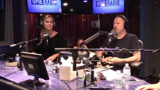 Amy Schumer on Her Abusive Relationship - @OpieRadio @JimNorton