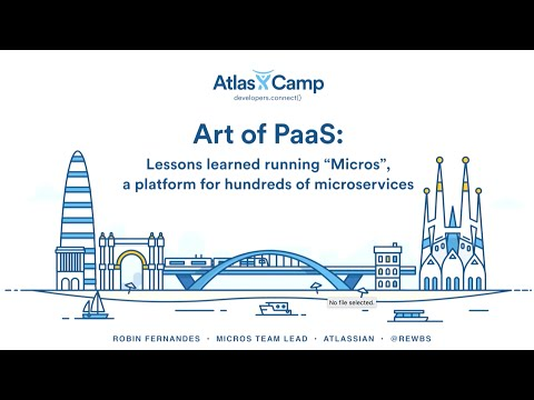 The Art of PaaS: Lessons learned running a platform for hundreds of microservices - Robin Fernandes