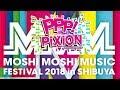 PPP! PIXION もしもしにっぽんフェスティバル2018 TOWER RECORDS渋谷店SKY GARDEN 2018.3.25 もしフェス