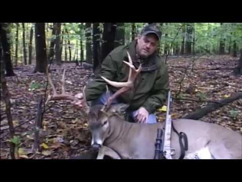 Deer Hunt - Nice Ohio Muzzleloader Buck | ORWA