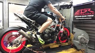 2016 Aprilia RSV4 RF Superbike Dyno 199.1 rwhp Autoblip EDR Performance