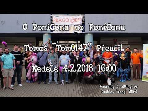 O PoníConu po Poníconu (Tom0147)