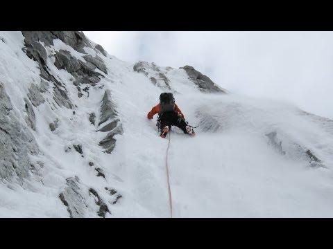 Swiss Route - Les Courtes North Face - Chamonix