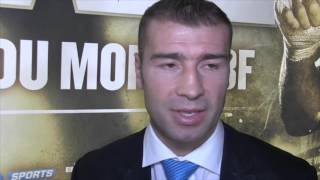 LUCIAN BUTE TALKS WORKING WITH HIS NEW TEAM & CARL FROCH'S POWER & PREPARING FOR JAMES DeGALE