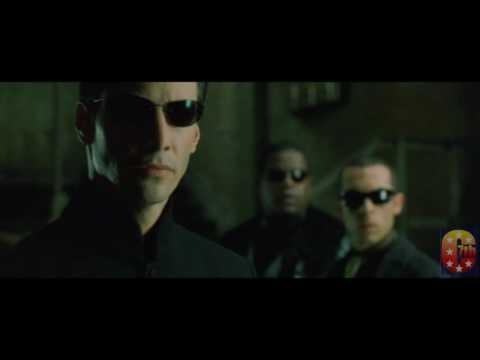 Matrix Reloaded 1 Kung Fu Fighting