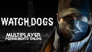Watch Dogs - Gameplay Multiplayer ITA - Pedinamento online