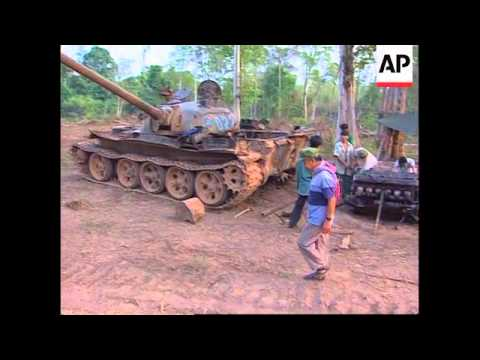 Cambodia - Khmer Rouge politics