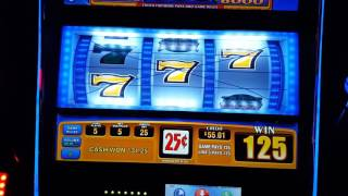 TRIPLE LUCKY 7s 🔴 SLOT LIVE PLAY 🔴 MAX BET 🔴 HARD ROCK CASINO TAMPA