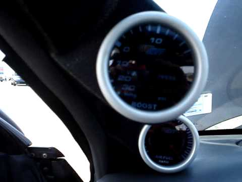 eagle talon boost gauge at 10 psi