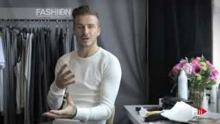 Interview With DAVID BECKHAM for H&M HOLIDAY 2013 HD by Fashion Channel
