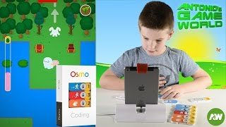 OSMO Coding - How to play OSMO Coding! Kids learn coding on IPad with OSMO Coding!