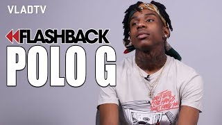 Polo G on Growing Up Near Cabrini-Green, Every Gang Had Own Building (Flashback)