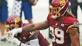 Browns discuss facing Chase Young and Washington's defensive line