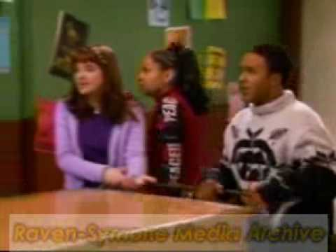 Raven-Symone Disney Channel Behind The Scenes That\'s So Raven #2
