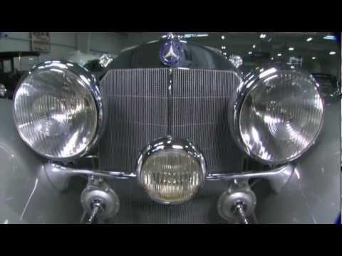 1937 Mercedes-Benz 540 K Spezial Roadster