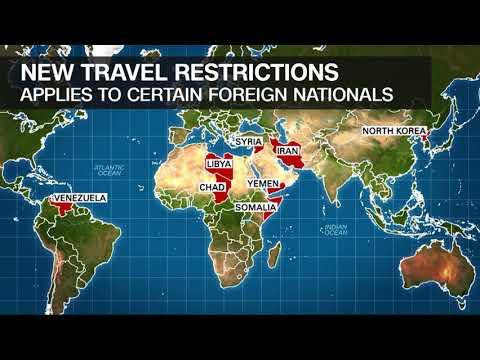 Supreme Court Cancels Travel Ban Oral Arguments  Politics