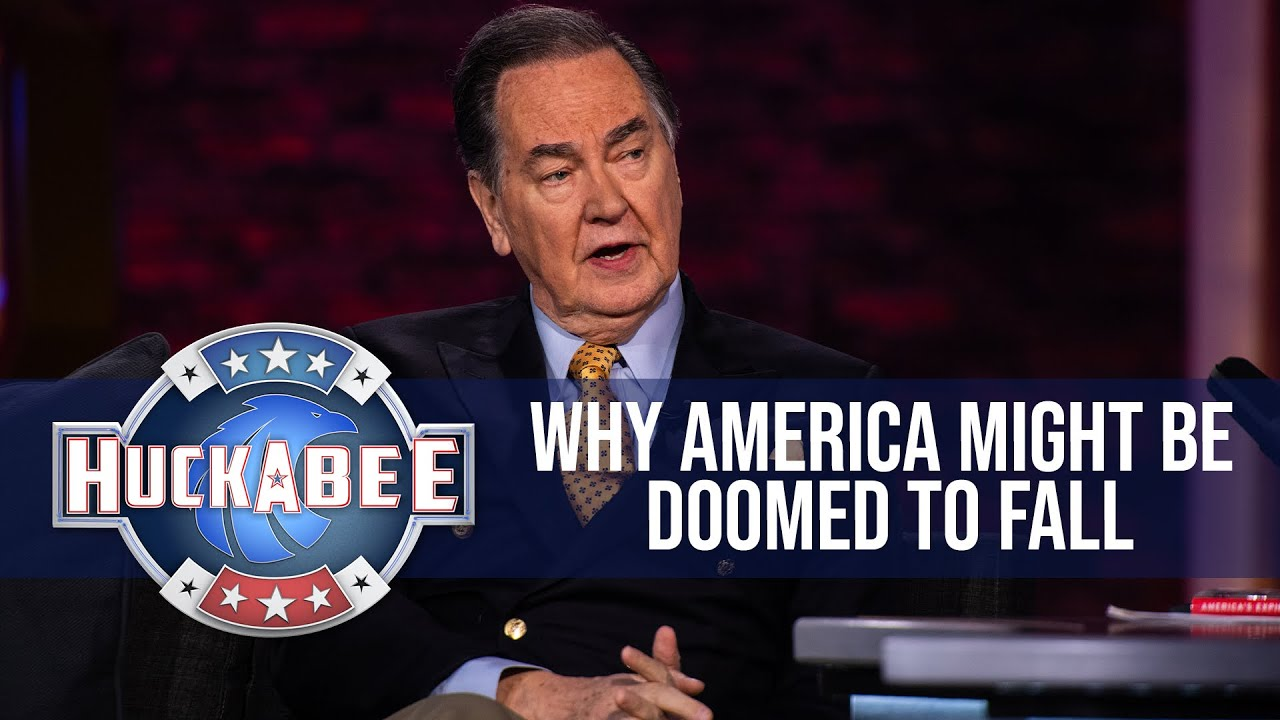 Why America Might Be DOOMED To Fall: Cal Thomas | Huckabee
