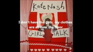 Lullaby For an Insomniac by Kate Nash Lyrics
