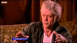 Nolan Show: Bob Geldof On Flags In Northern Ireland