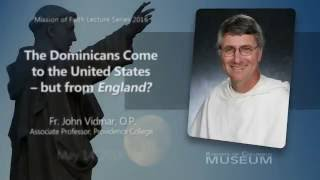 The Dominicans Come to the United States - But From England? Free HD Video