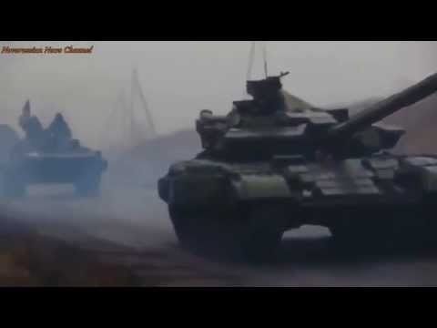 DPR militia and Cossack convoy moving towards Mariupol, Ukraine news Today