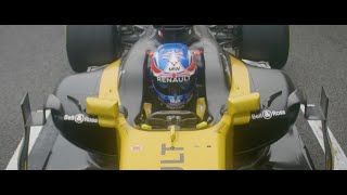 3D Printing Helps Drive R&D at Renault Sport Formula One Team